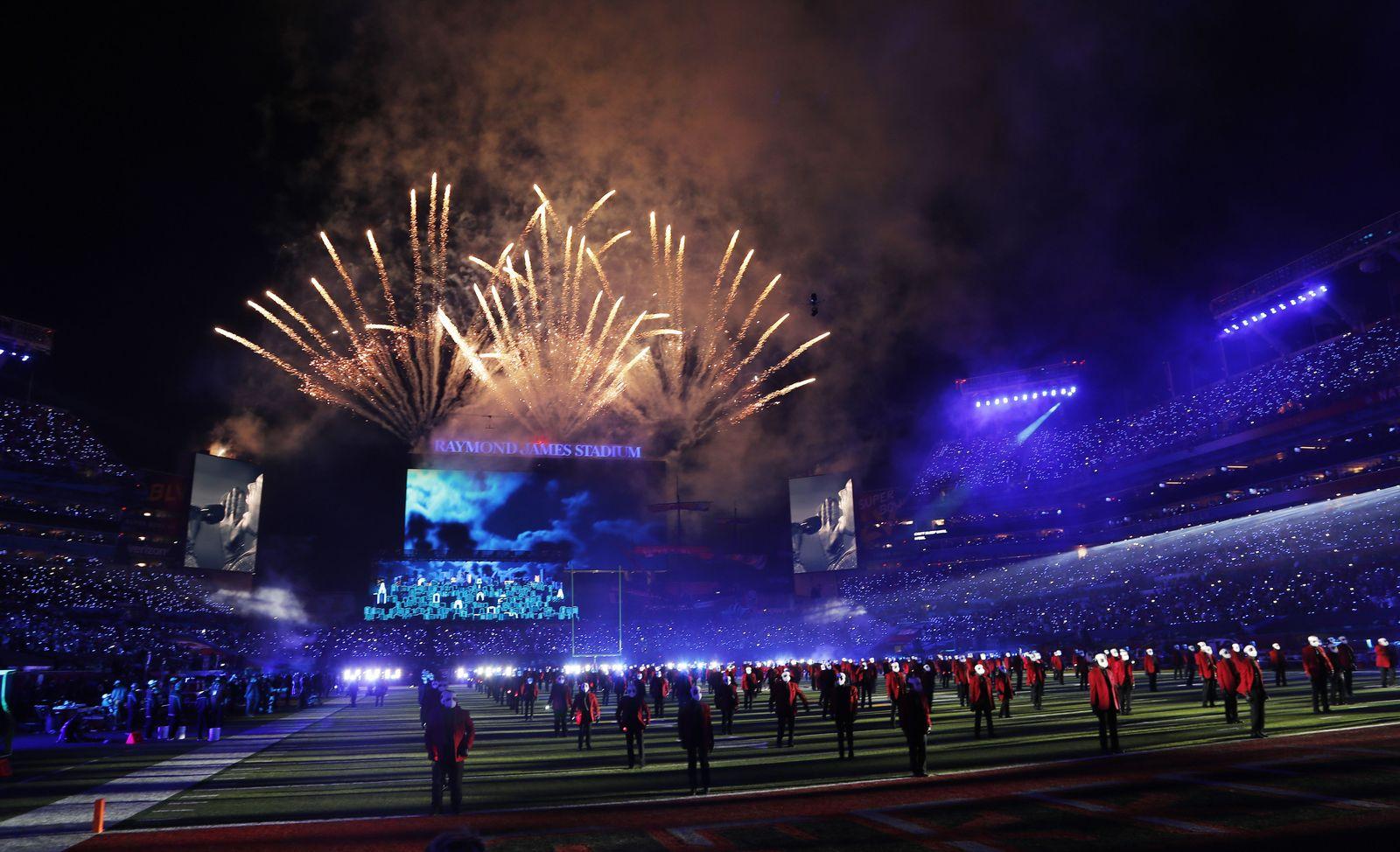 Super Bowl LV, Tampa, USA - 07 Feb 2021