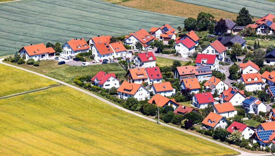 Einfamilienhäuser in Baden-Württemberg: »Das Verbot mag als Marketingmaßnahme gut klingen«