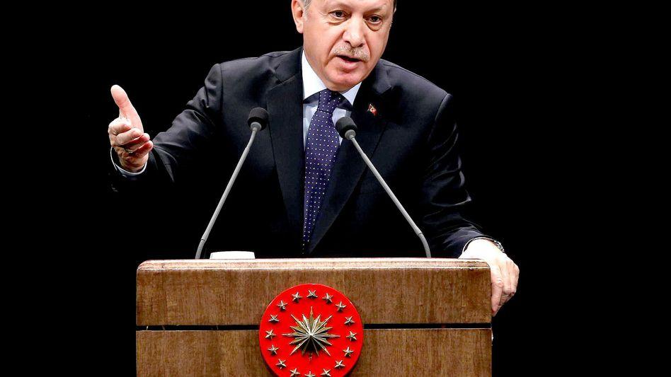 Staatschef Erdogan: Ein geschickter Taktiker, der Partner nach Nützlichkeit auswählt