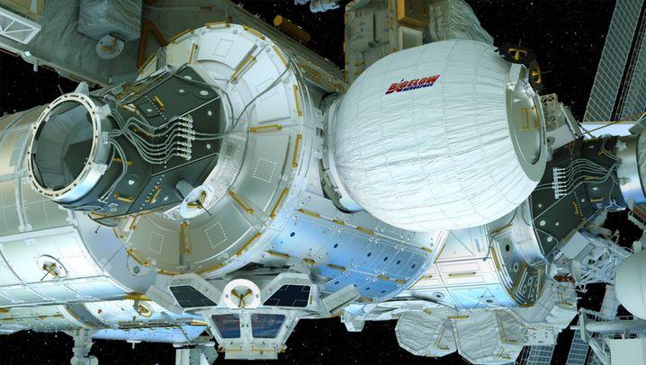 Raumfahrt: Beam me up!