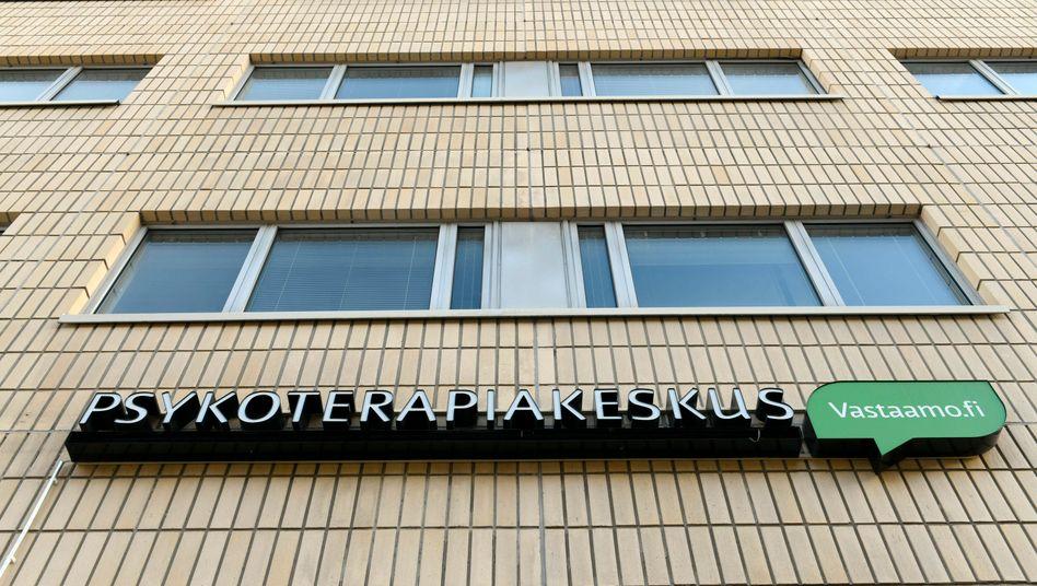 Psychotherapiezentrum Vastaamo in Helsinki