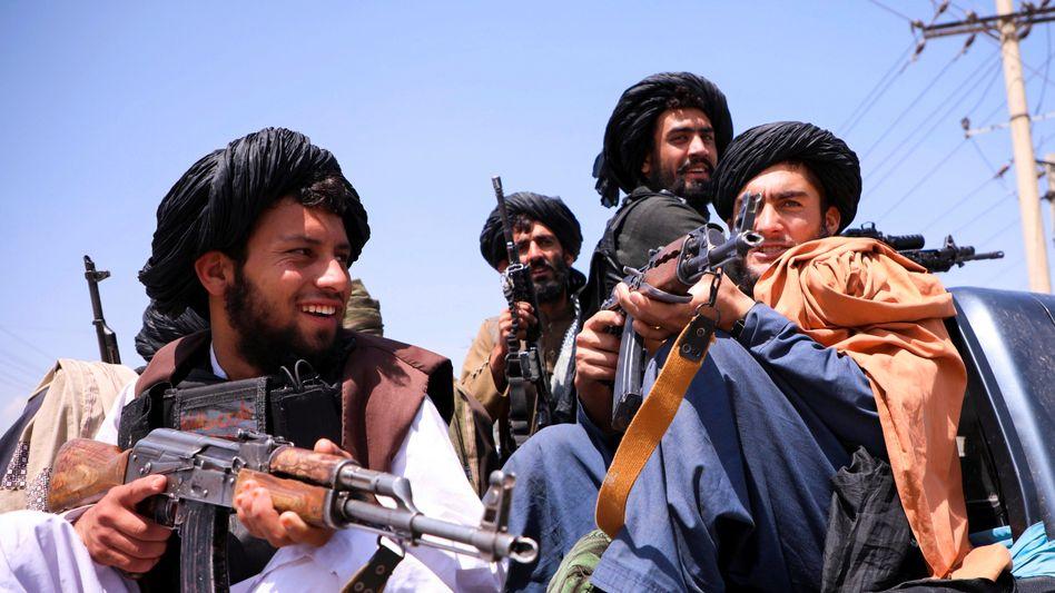 Taliban in Kabul: »gemäßigter, diplomatischer, teilweise sogar opportunistisch«