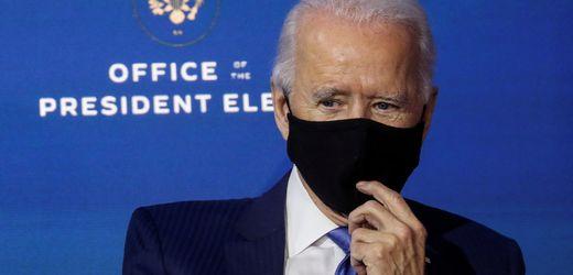 USA: Joe Biden bezeichnet Arbeitsmarktbericht als düster