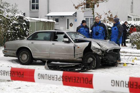 Ermittlungen in Schönfließ (Archivbild): Gutachten belasten den Polizisten