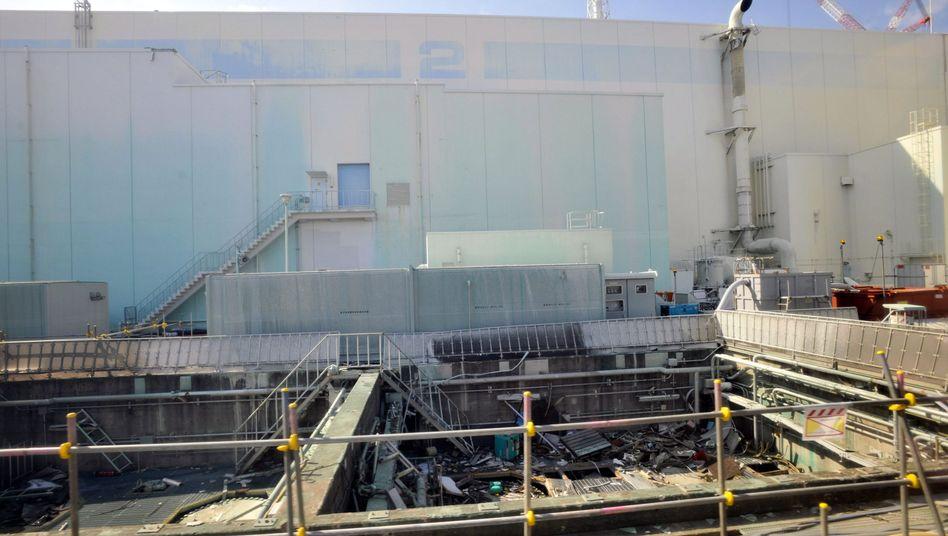Fukushima-Reaktor 2: Cäsiumwerte 200-mal höher als erlaubt
