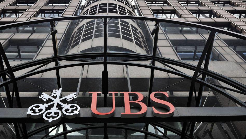 UBS-Dependance in London: In die nächste Sinnkrise gestürzt