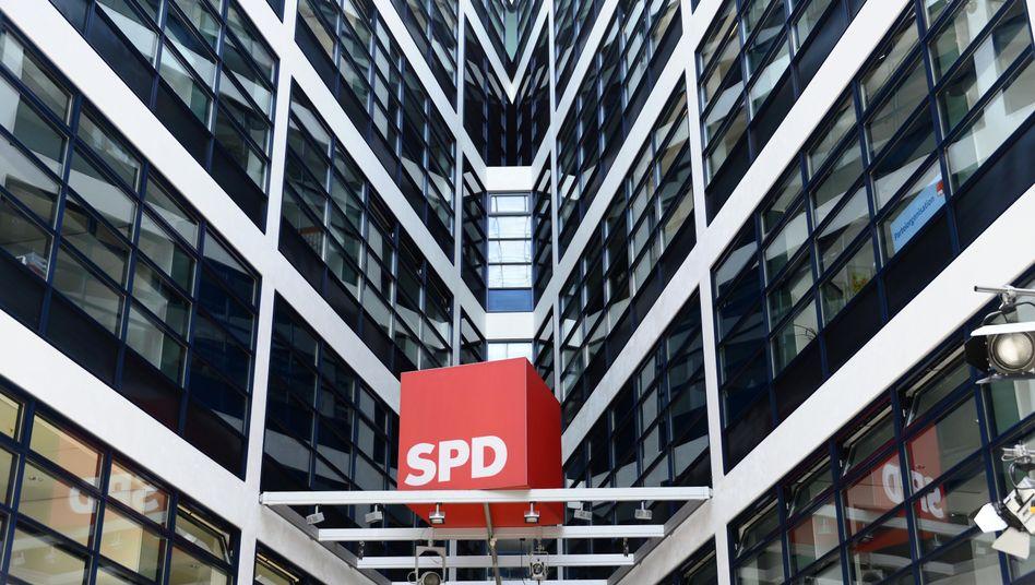 SPD-Parteizentrale