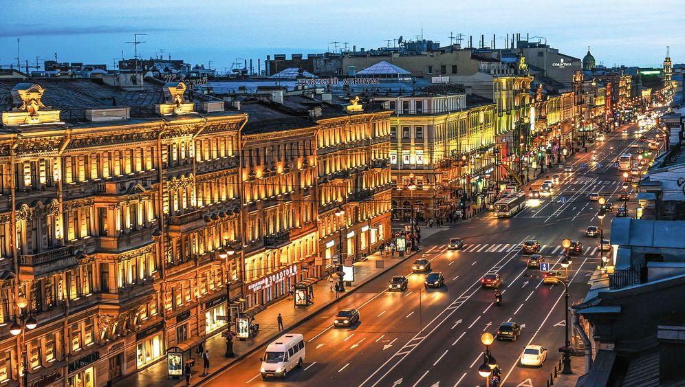 Sankt Petersburg in Russland: Streifzug durch die Stadt der Kontraste