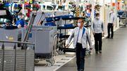 Deutsche Firmen sitzen auf riesigem Auftragsberg