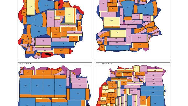 Plätzchen oder Jeans: Flächen optimal nutzen