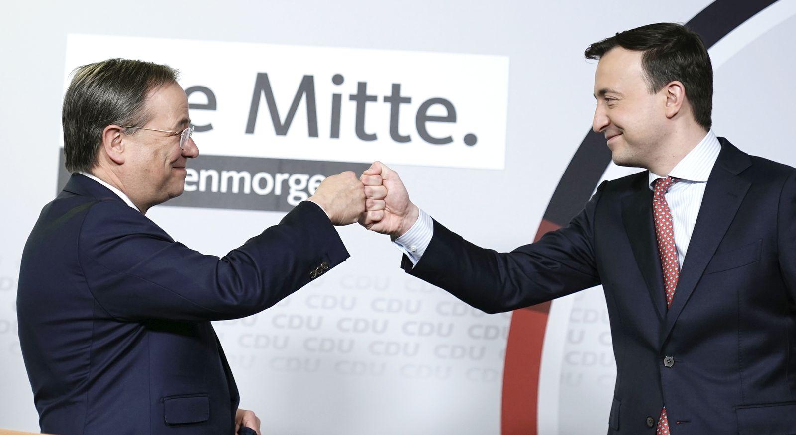 Neuer CDU-Bundesvorsitzender Armin Laschet