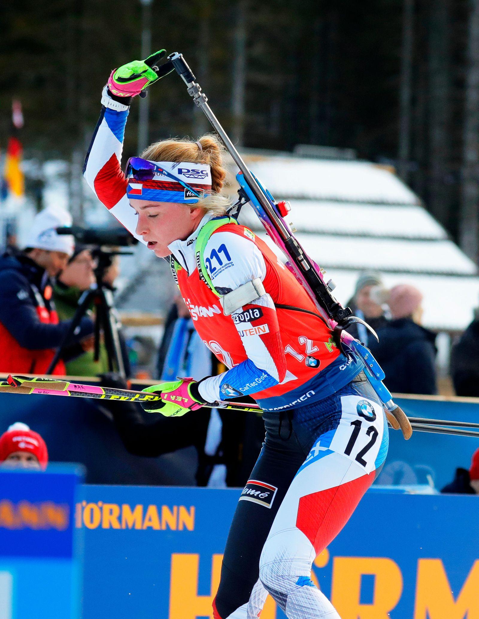 Biathlon World Cup in Pokljuka, Slovenia - 26 Jan 2020