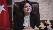 Erdoğans einzige Ministerin zieht die Wut der Frauen auf sich