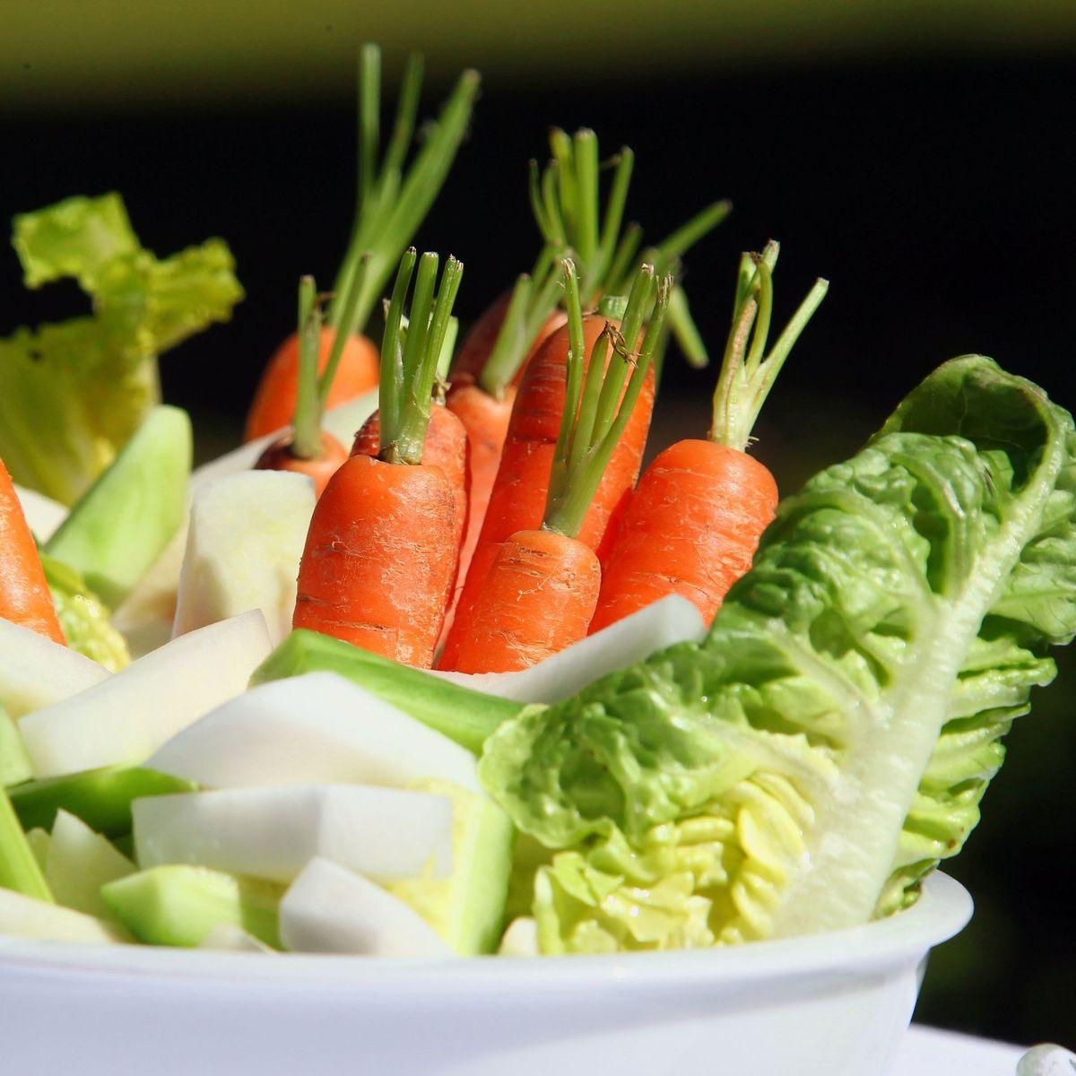 Grüne Salatdiät zur Gewichtsreduktion