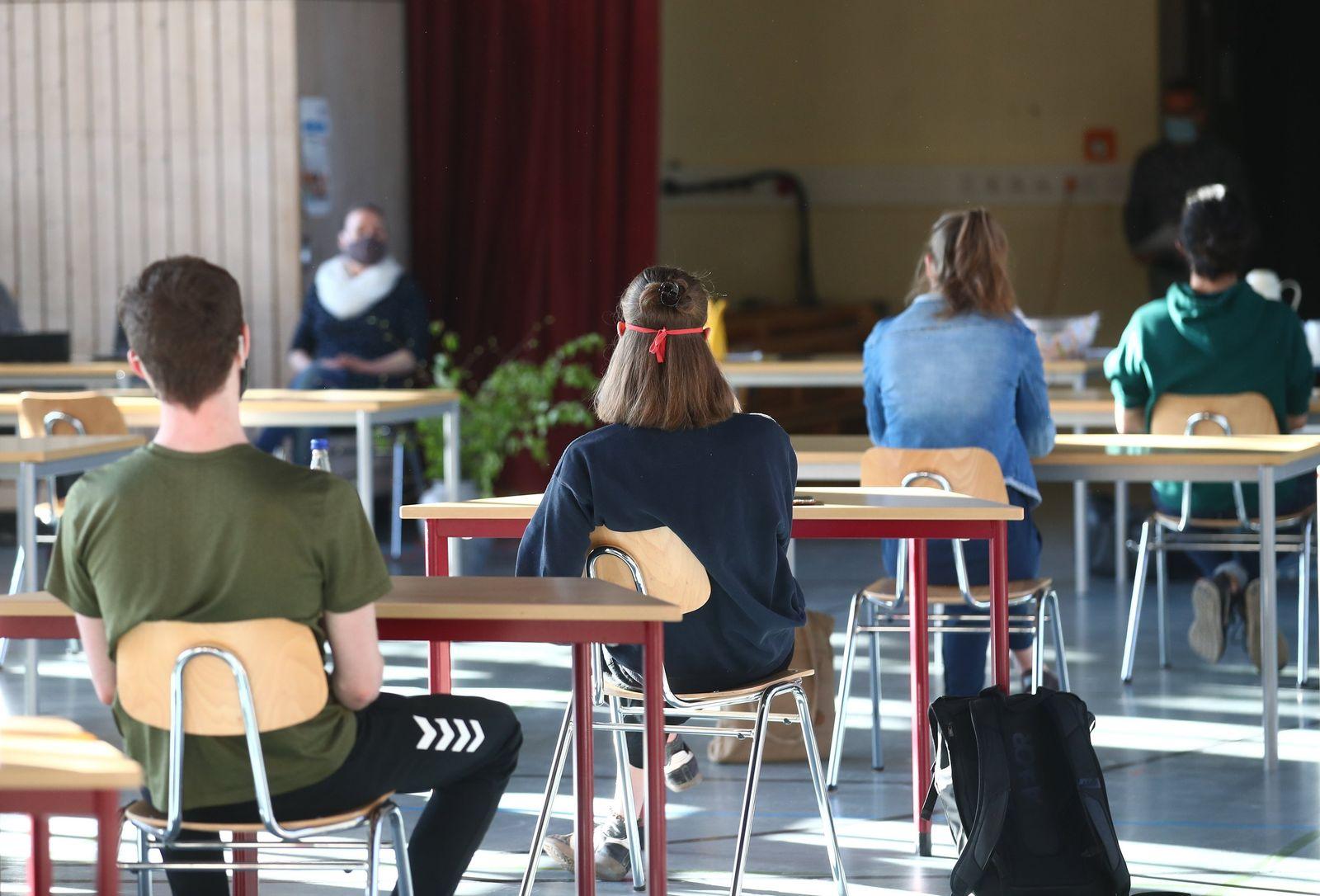 Präsenzunterricht in Thüringen