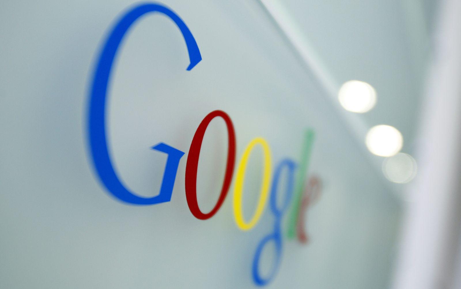 NICHT VERWENDEN Google Logo
