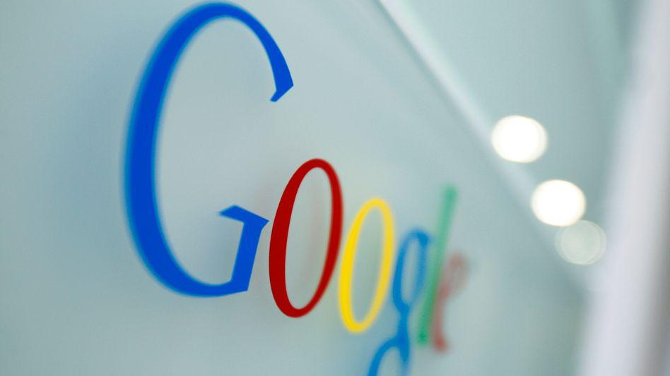 Google-Logo in belgischer Zentrale: Einigung mit Verlagen