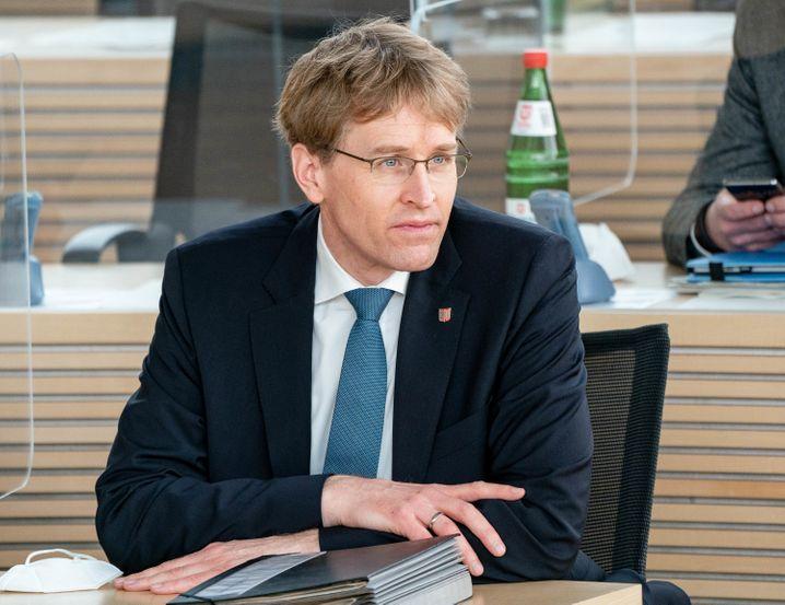 Daniel Günther: Bund hat Kompetenzen bereits genutzt