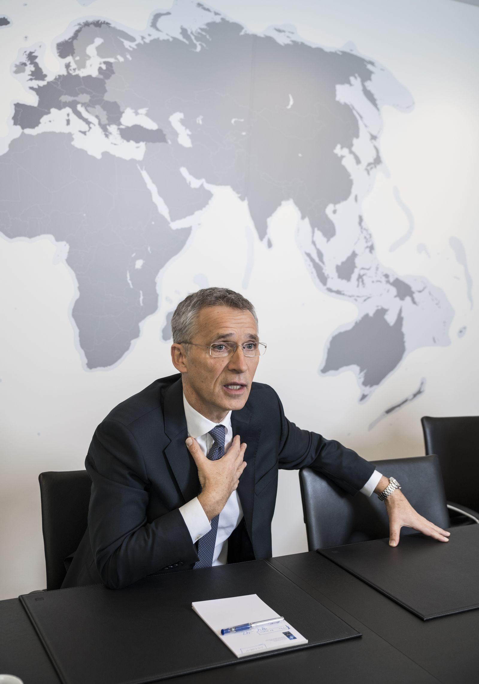 SP 14/2019 Jens Stoltenberg Nato-Generalsekretär S. 28