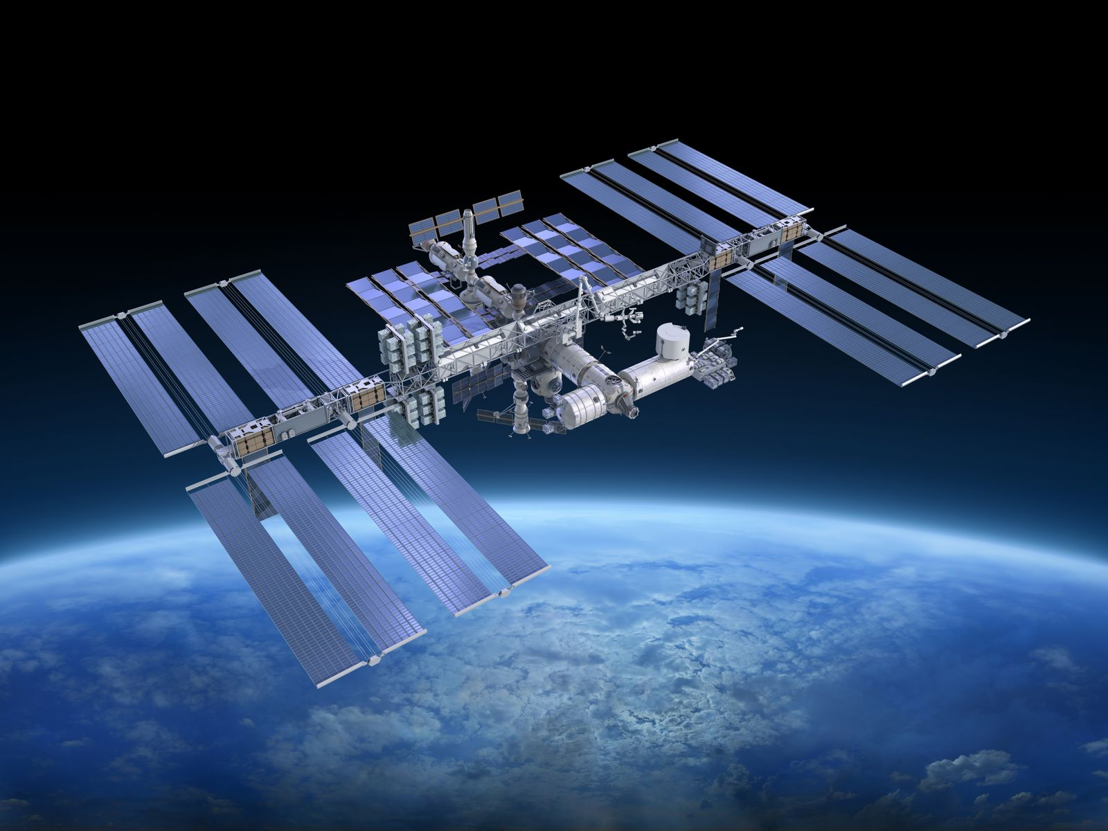 International Space Station ISS