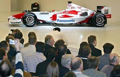Formel-1-Krösus: Toyota