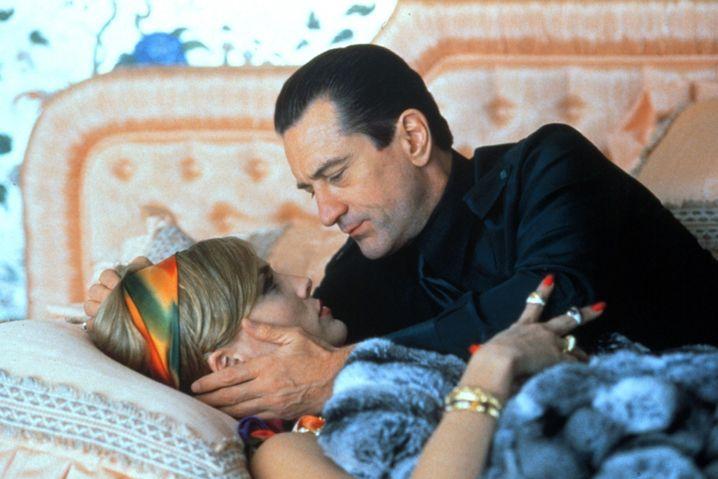 """Sharon Stone und Robert De Niro in """"Casino"""" von 1995"""