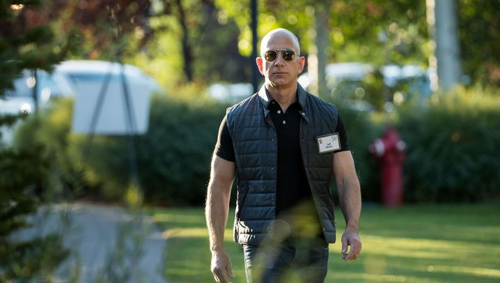 """""""Forbes"""": Jeff Bezos ist jetzt der reichste Mensch der Welt"""