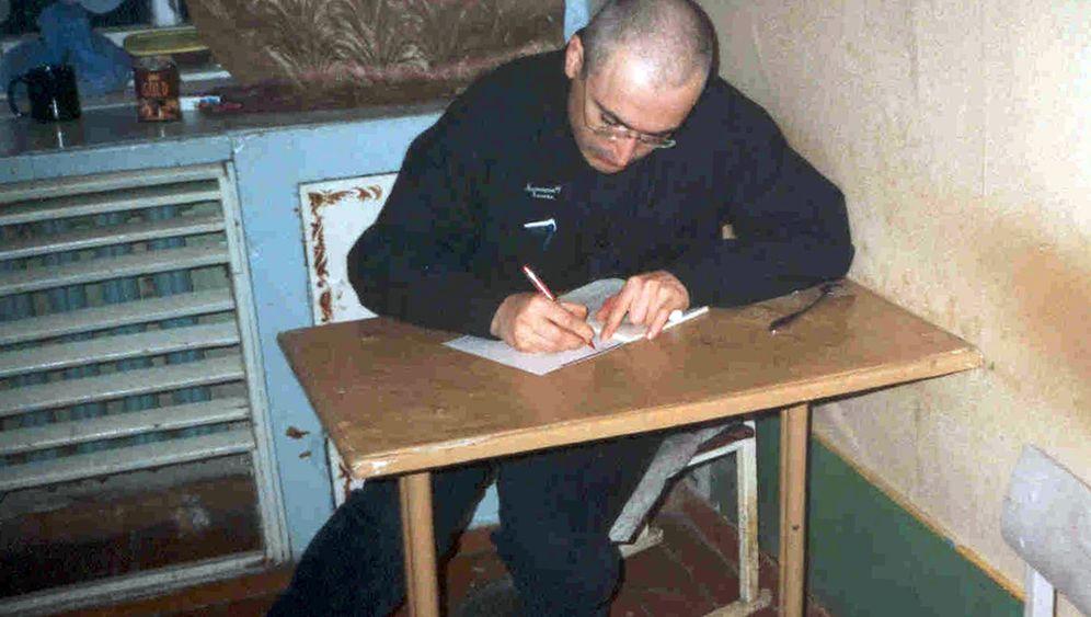 Chodorkowskis Haft: Zehn Jahre in Straflagern und Gefängnissen