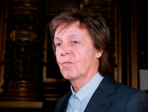 Ex-Beatle Paul McCartney (Archivbild): »Der Impfstoff holt uns hier raus«