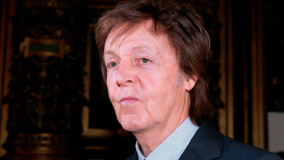 Paul McCartney: Trauer um Astrid Kirchherr