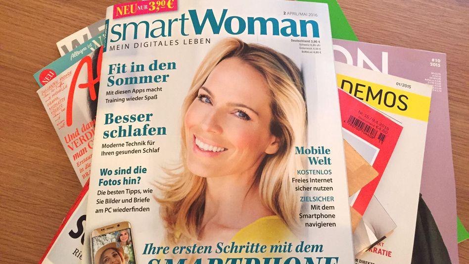 "Cover der ""Smart Woman"""
