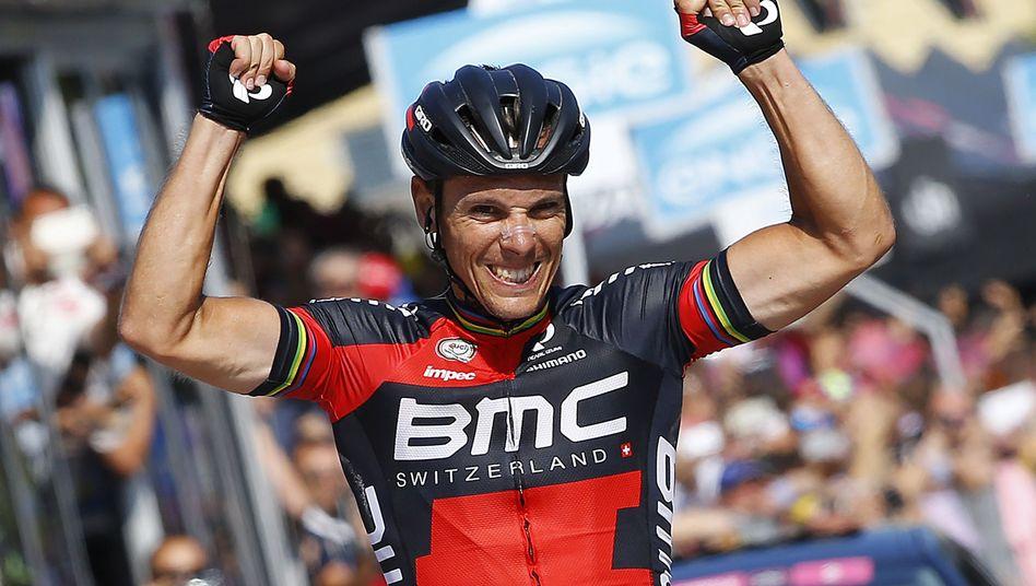 Radprofi Gilbert: Zweiter Etappensieg bei der Italien-Rundfahrt