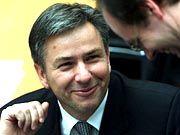 Ohne die Bankenkrise wäre er wohl nie Bürgermeister geworden: SPD-Mann Klaus Wowereit