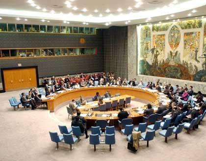 """Uno-Sicherheitsrat: """"Es darf auf Dauer keine Mitglieder erster und zweiter Klasse geben"""""""