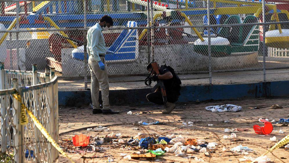 Lahore: Dutzende Tote bei Selbstmordanschlag in Pakistan