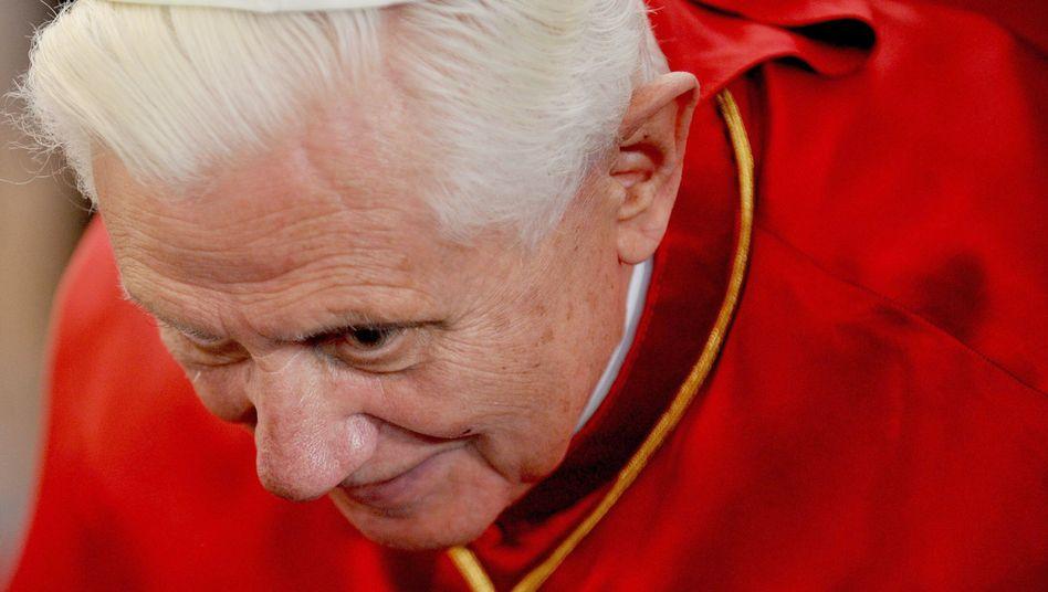 """Papst Benedikt XVI. an die Iren: """"Das tut mir aufrichtig leid"""""""