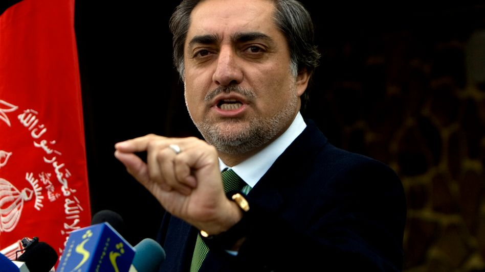 Abdullah Abdullah's chances of getting a fair shot at the Afghan presidenty in the upcoming runoff election with Hamid Karzia are extremely slim.