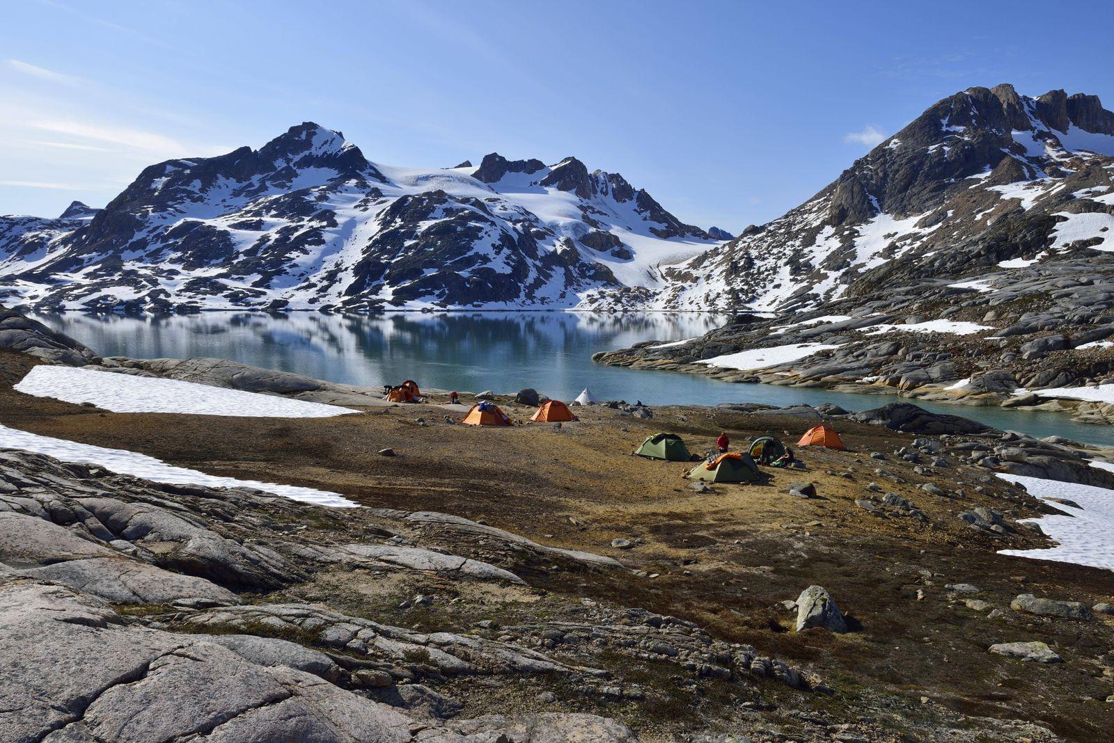 EINMALIGE VERWENDUNG Camping/ Island