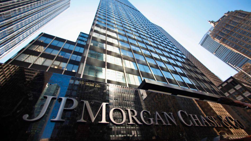 JP-Morgan-Zentrale in New York: Das Image ist ramponiert