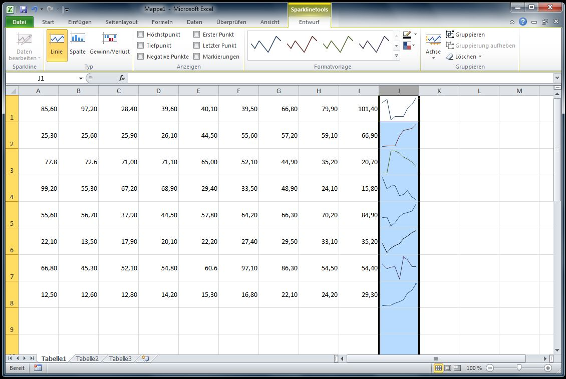 Microsoft Office / Excel