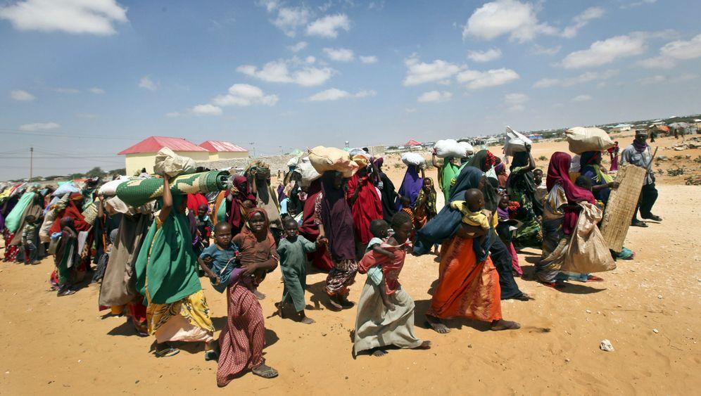 Drohende Hungersnöte: Ostafrika braucht dringend Hilfe