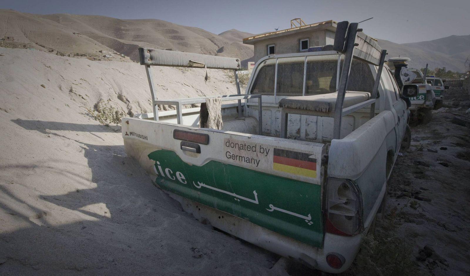 NICHT VERWENDEN Deutsche Entwicklungshilfe in Afghanistan