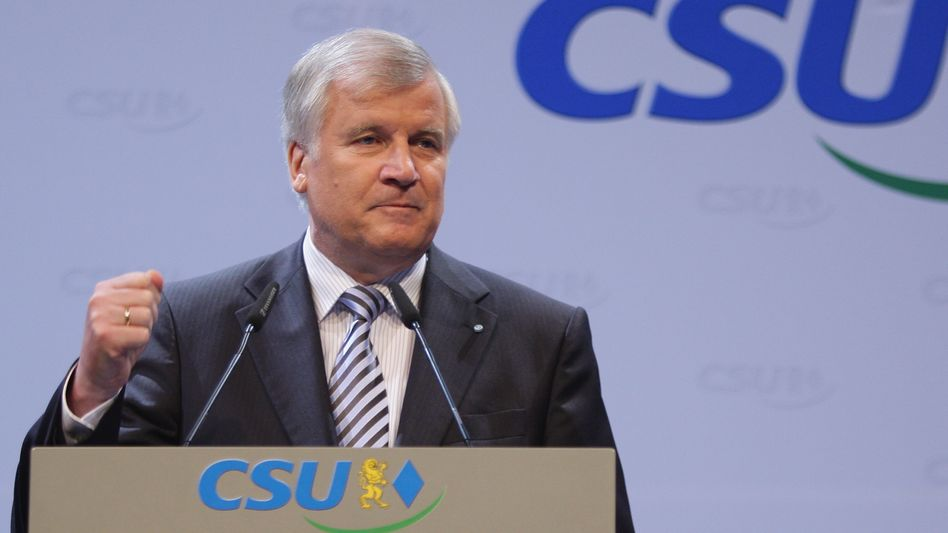 """Bayerns Ministerpräsident Seehofer: """"Wir haben keine Stimmen an die FDP zu verschenken"""""""