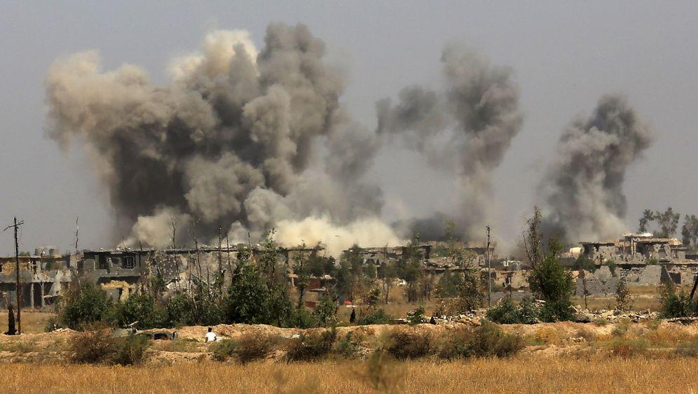 Kampf um Falludscha: Schlacht am Euphrat