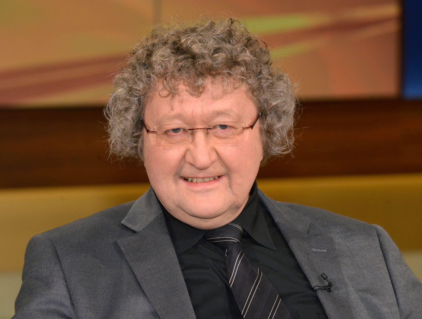 Politikwissenschaftler Werner Patzelt
