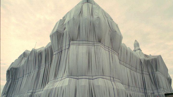 Christos Projekte: Verhüllt, verpackt, aufgeblasen