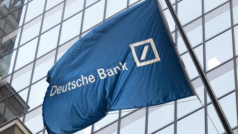 Die Deutsche Bank besitzt Steuerunterlagen von Trump