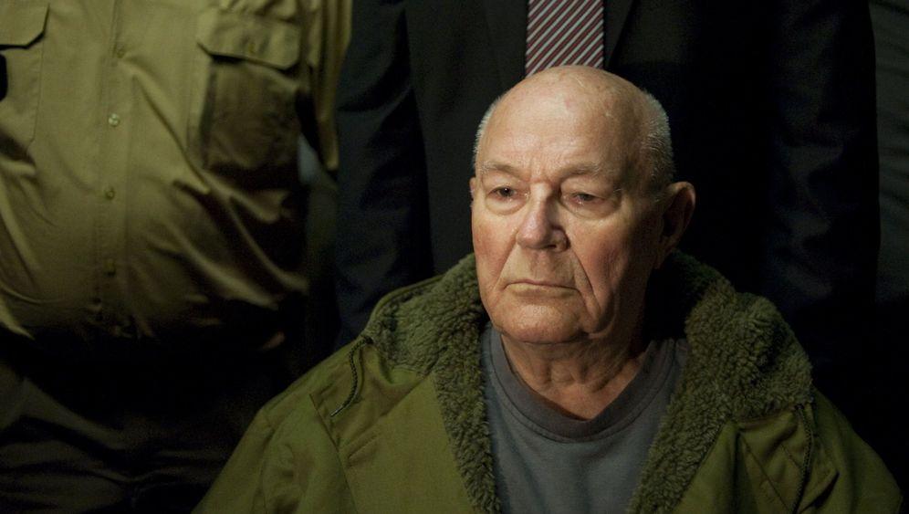KZ-Prozess: John Demjanjuk vor Gericht