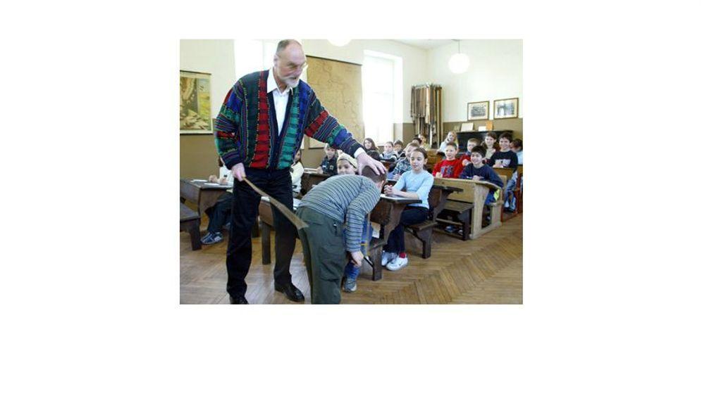 Prügelstrafe in der Schule: Wenn der Lehrer Drakon heißt