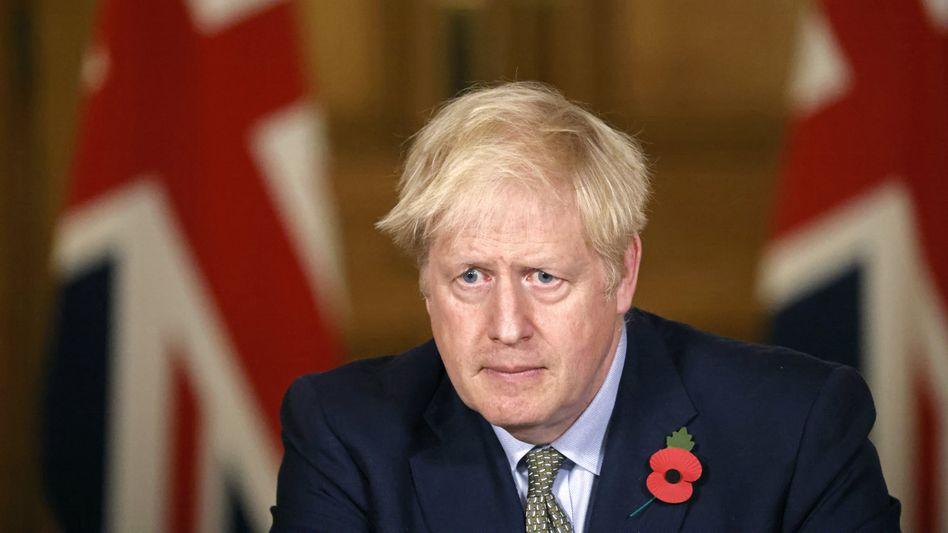 Großbritanniens Premierminister Boris Johnson: »Es gibt sehr ernste Probleme in unserer Gesellschaft, die mit Rassismus zu tun haben und die wir angehen müssen«